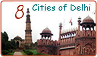 Eight Cities of Delhi