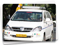 DTTDC has a full fledged Transport Department with Travel Transport
