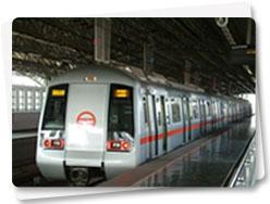 Delhi Metro Travel Card Balance